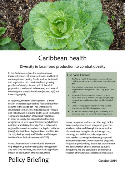 caribbean health